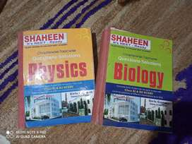 2 NEET books Arihant for medical entrance (biology n physics)new books
