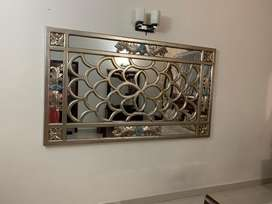 Beautiful carving mirror