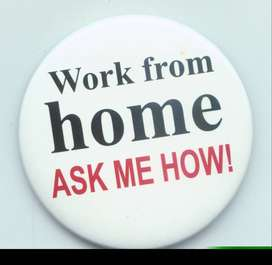 Data entry part time jobs/work for people of all age groups.