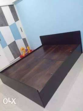 bed wooden brand new