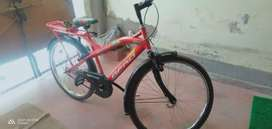 Only 1 month old cycle no problem showroom condition 5500 Ki Li thi