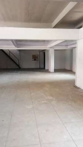 10000 sqft carpets industrial gala available for rent in vasai east