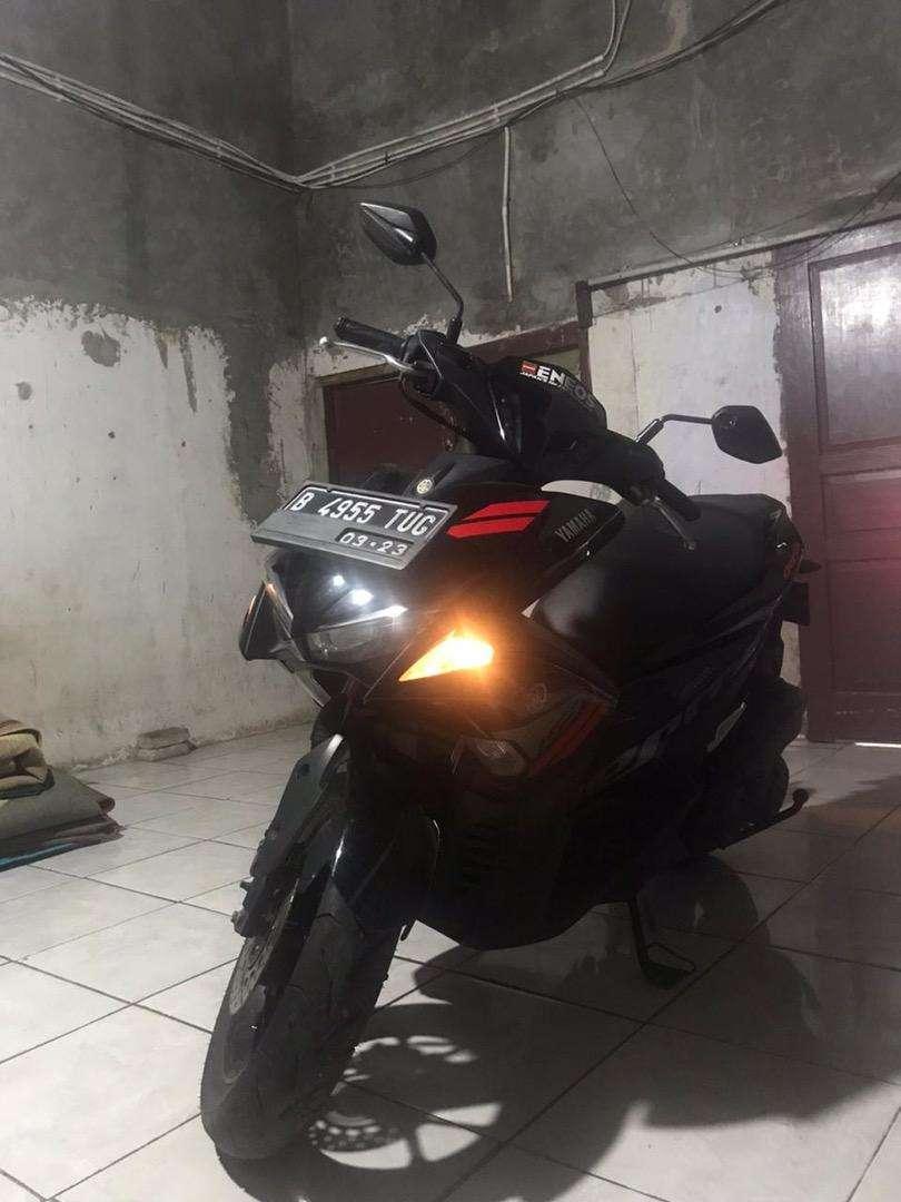 Yamaha Aerox 2018 155 0