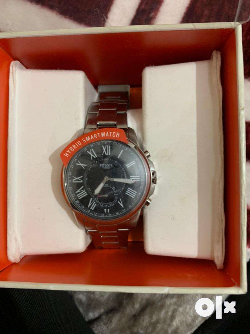 Fossil Hyrbrid Smart watch 0