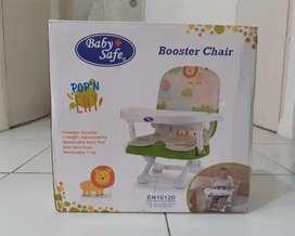 Kursi makan bayi (booster chair) BABY SAVE