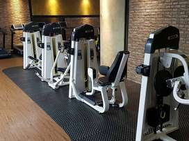 Professional Commercial  Gym Setup with cardio