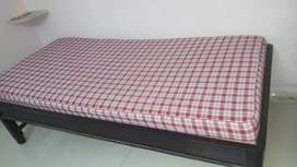Cushion beds one double bed and 2 single bed for sale