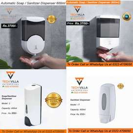 High Class Automatic Soap Dispensers & Manual Soap Dispensers