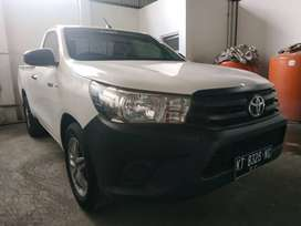 Toyota Hilux Single Cabin PU Manual 4x2 tahun 2014