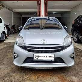 Istimewa! Odo 40ribuan! Toyota Agya 1.0 Matic 2013
