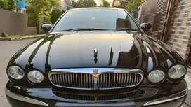 Jaguar X Matic 2003