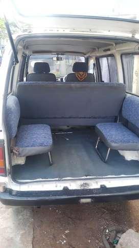 Maruti Omni baby seat