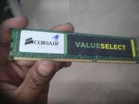 Corsair 4 GB Ram DDR3 - Four Pieces (Total 16 GB)
