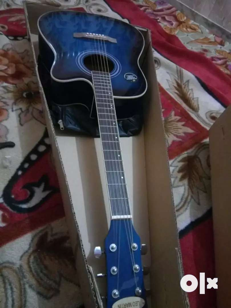 Guitar (one month used) 0
