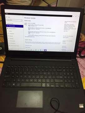 Dell laptop Inspiron 15-3555 E2 windows 10