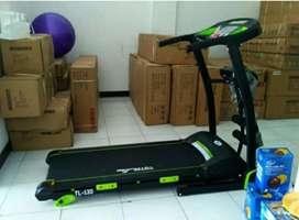 peralatan fitness untuk olahraga - Treadmill total fit