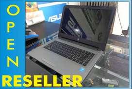 HP 14 Intel Core i3-5005 Broadwell 2,0Ghz  Kondisi Bagus - HOT SALE!