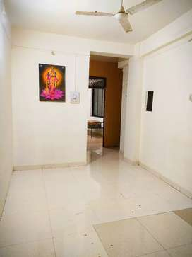 550ft Unfurnished 1bhk flat at ground floor at binkhambiganesh mandir