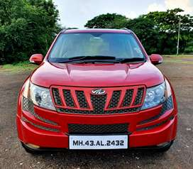 Mahindra XUV500 W8 in excellent condition