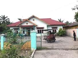Rumah bekas panti asuhan
