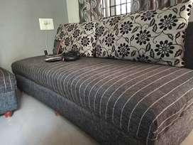 Cushion Sofa set 3+1+1