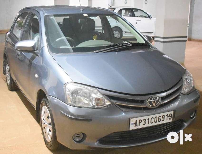 Toyota Etios Liva 2014 0