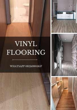Vinyl Lantai Korea