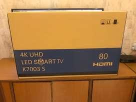 Led tv 32 inch brand new smart