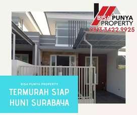 Rumah Minimalis Langsung Huni Medokan Surabaya