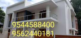 5.5 cent plot with 2000 Sq. Ft 4BHK House sangeetha mukku