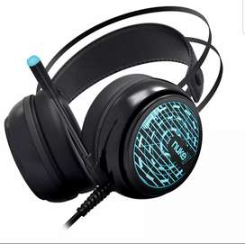 Armaggeddon 7.1 Surround Sound RGB Gaming Headset Nuke 7