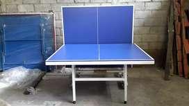 Meja pingpong promo satu set