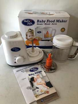 Baby Safe Food Maker