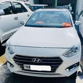 Hyundai Fluidic Verna 1.6 CRDi SX Automatic, 2018, Diesel