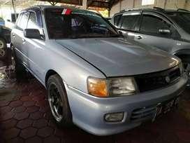 Toyota Starlet Tahun 1996 Silver