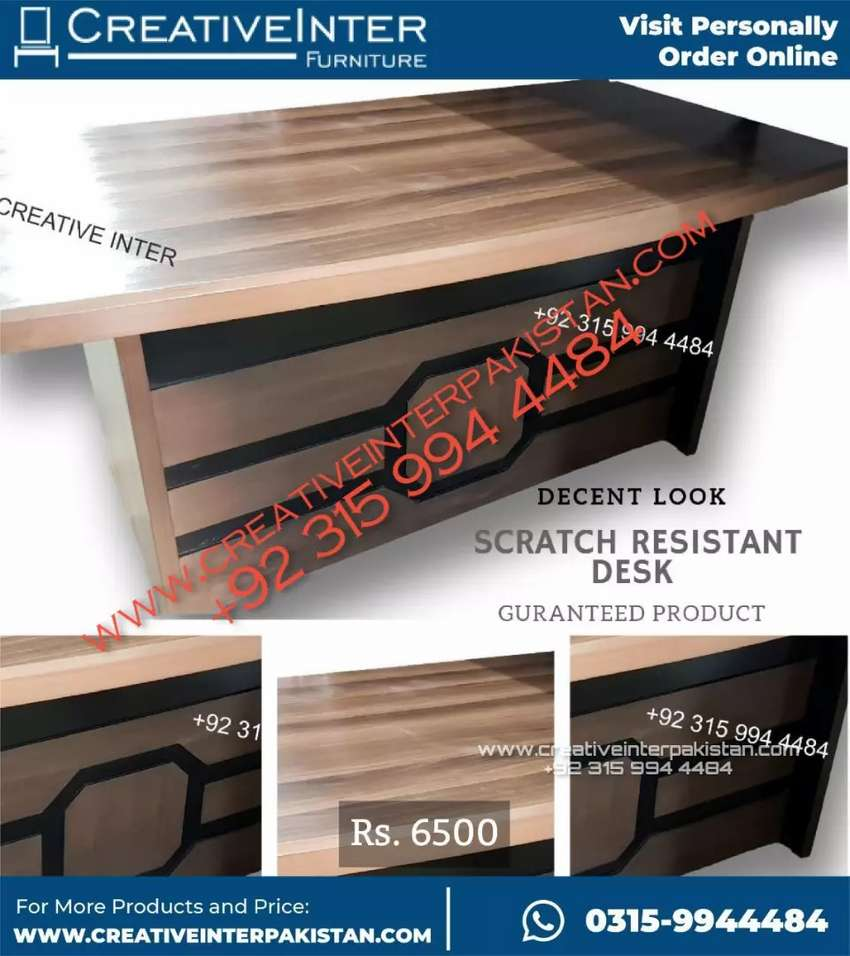 Office table wholesale Computer study workstation laptop sofa bed set