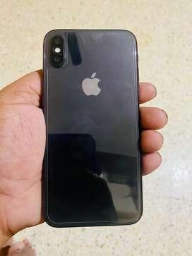 I phone X / 10 black 256 Gb