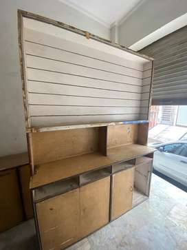 Furniture for mobile shop nd general store