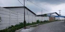 Dijual Gudang Bagus dan Luas di Industri Permai, Batujajar