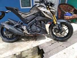Jual motor Yamaha Xabre 2016