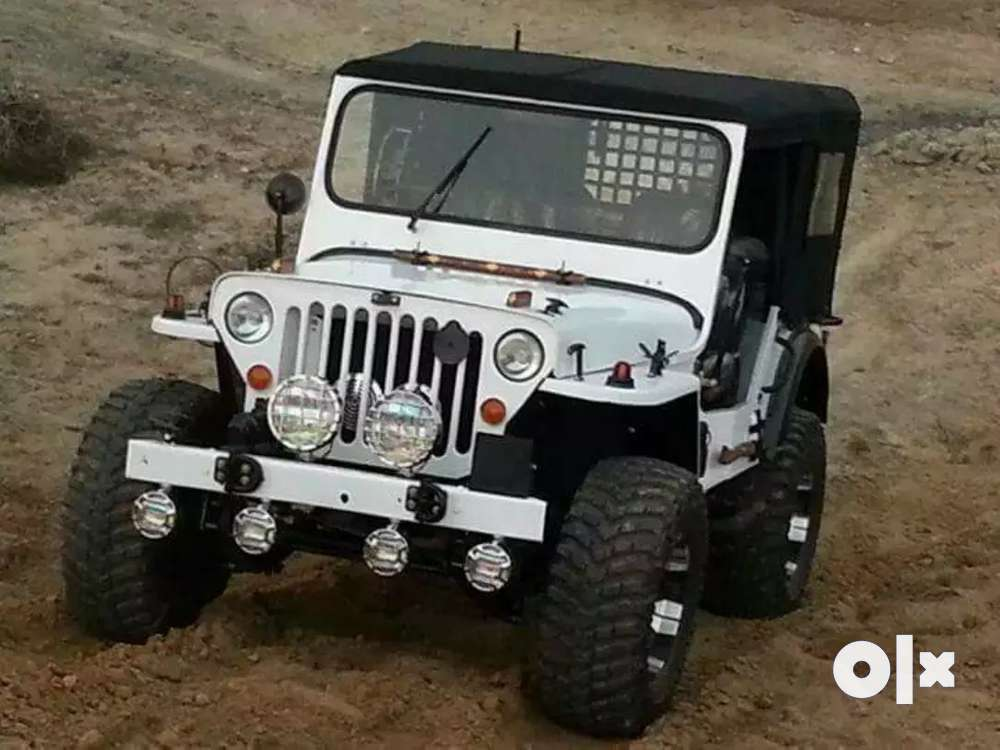 Open Jeep and big tyre all colours ₹ 3,8500