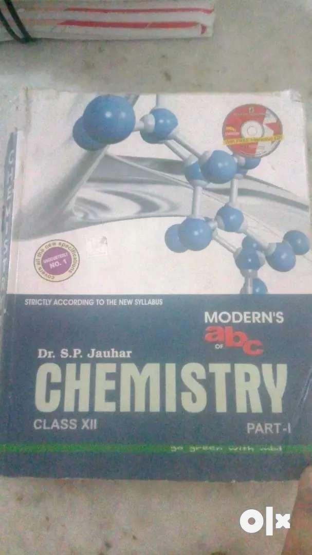 Chemistry Modern ABC class 12