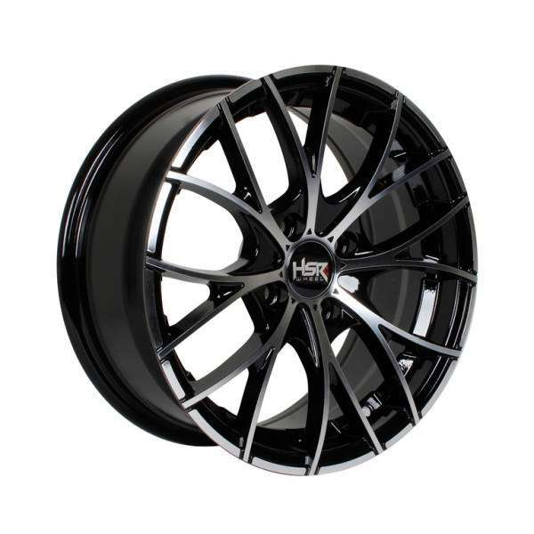 Ready Stock Velg Mobil Vios, Valco, Altis dll R15 HSR Wheel NAPLES 0