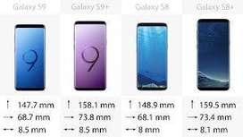 Buy new samsung galaxy s8-64gb,s8+ -64gb, s9-64gb