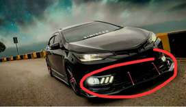 ..Corolla 2017 body kit
