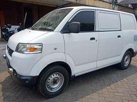 Suzuki APV blind Van mobil ATM