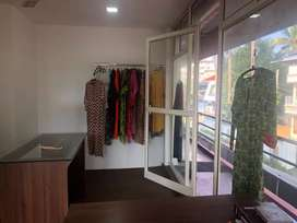 Ladies boutique attached with stiching centre