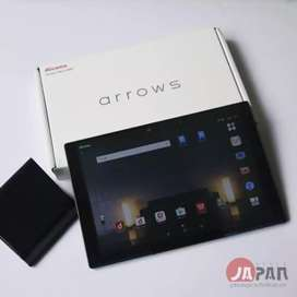 Brand New Fujitsu Arrows Tab F-04H 3gb 32gb 4g Lte EYE Scan Japan