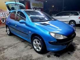 Peugeot 206 matic 2002 murah