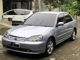 Civic manual '03 AB, bs tt
